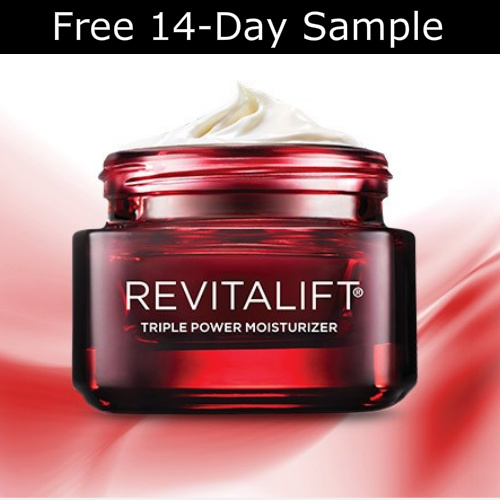 Loreal Revitalift : Free 14-Day Sample