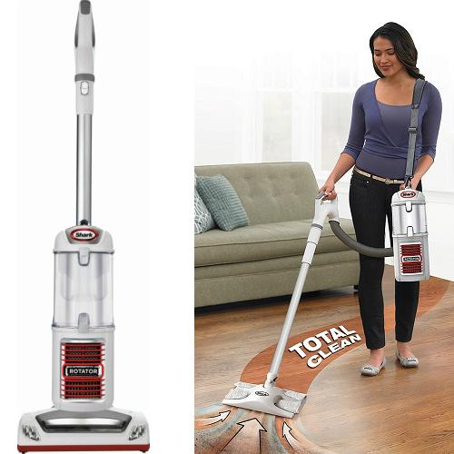 55% off Shark Slim-Light Lift-Away Vacuum : Only $99.79