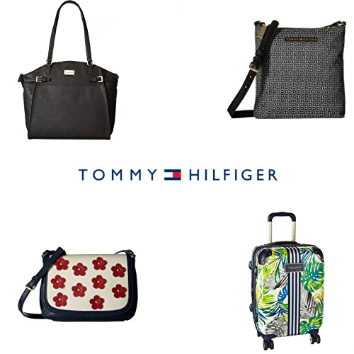 Tommy Hilfiger Handbags, Backpacks and Luggage : Up to 83% off