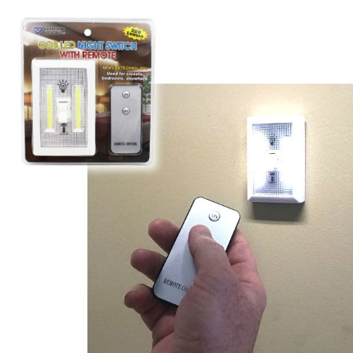 69% off Portable LED Light w/Remote : Only $5.49 + Free S/H