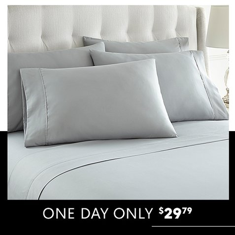 85% off 1000-TC Cotton Sheet Sets : Only $29.79