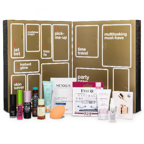 74% off 12 Days of Beauty Advent Calendar : $15 + Free S/H
