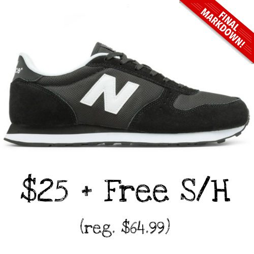 61% off Men's New Balance Sneakers : $25 + Free S/H