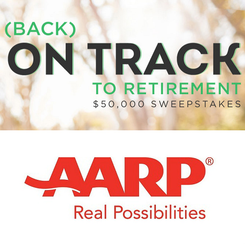 AARP Sweepstakes : Enter to Win $50,000