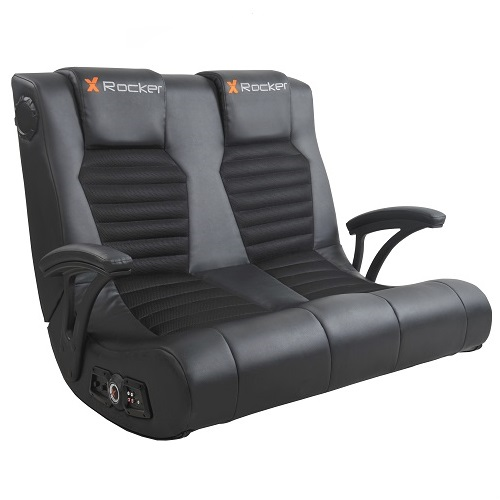 50% off X-Rocker Dual Commander Gaming Chair : $99 + Free S/H