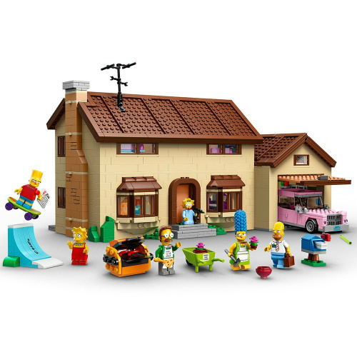20% off LEGO Simpsons House : $159.88 + Free S/H