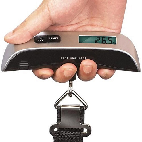 90% off Portable Digital Luggage Scale : $2.99 + Free S/H