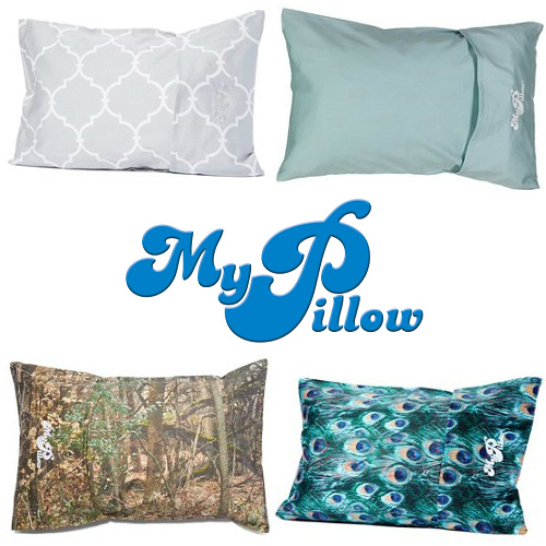 62% off MyPillow RollNGo Travel Pillows : Only $14.99 + Free S/H
