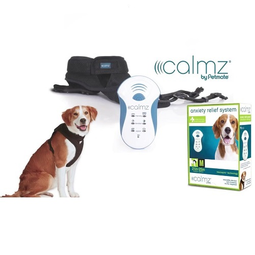 20% off Calmz Anxiety Relief System for Dogs : $79.96 + Free S/H