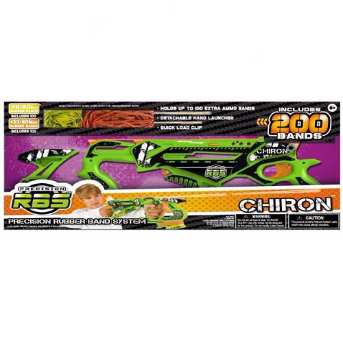 60% off Precision RBS Chiron Rubber Band Gun : $9.97 + Free S/H