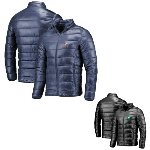 Up to 62% off Sports Team Puffer Jackets : $29.99 & $39.99 + Free S/H