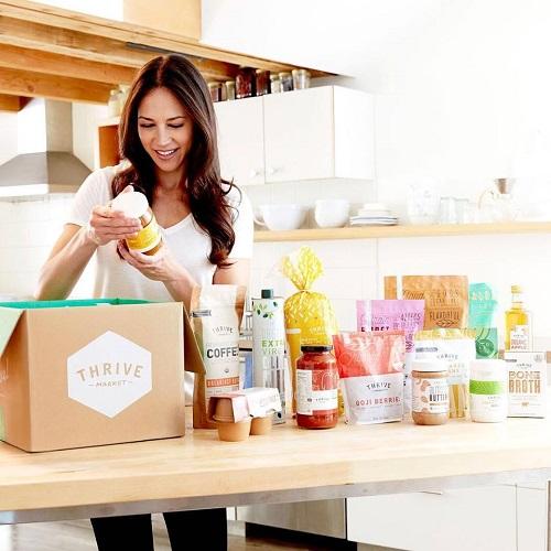 Thrive Market : Extra 20% off Your First 3 Orders