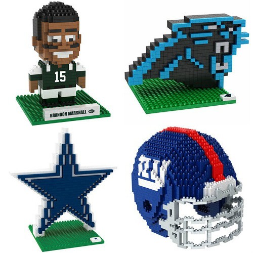 Lego Style Sports Team Collectibles : Starting at $6.64 + Free S/H