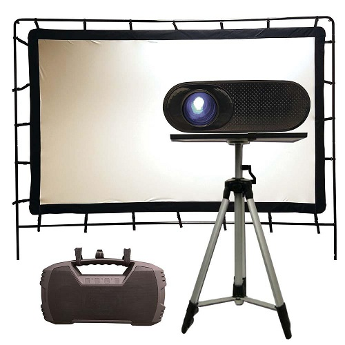 75% off Outdoor Theatre Total Home FX Kit : $149.75 + Free S/H