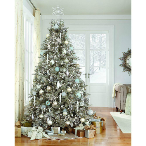 50% off 7.5-FT Sterling Tinsel Artificial Christmas Tree : $199.50 + Free S/H