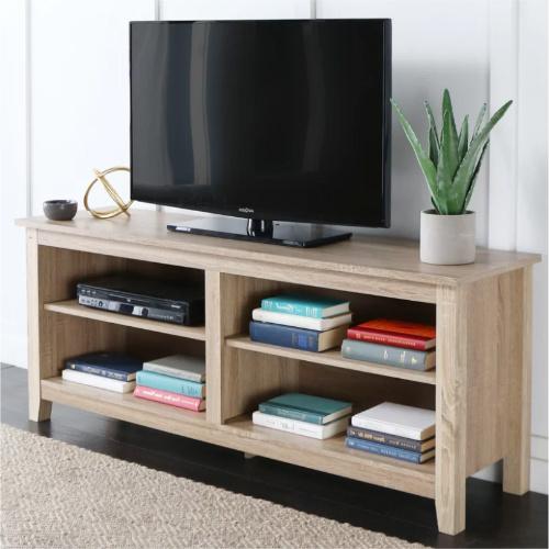 52% off Sunbury 58″ TV Stand : $118.99 + Free S/H