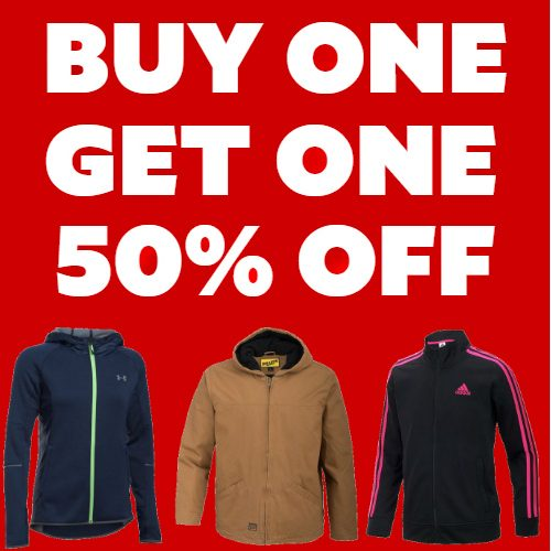 Academy Sports : Buy 1, Get 1 50% off + Free S/H on Apparel