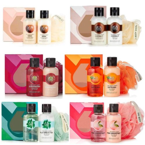 59% off Body Shop Treats Gift Sets : $4.50 + Free S/H