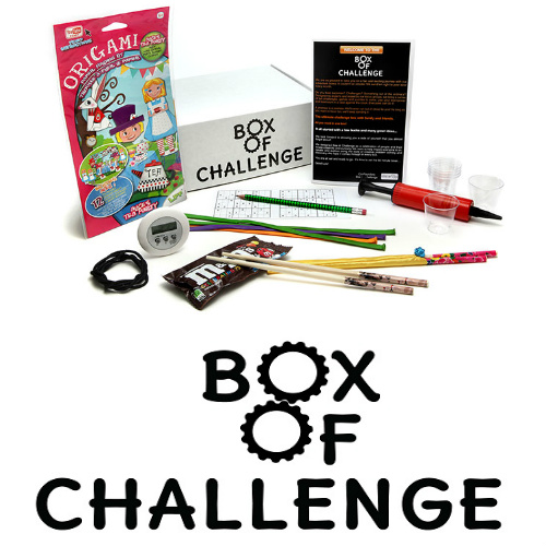 Box of Challenge Subscription : $21.54 + Free S/H