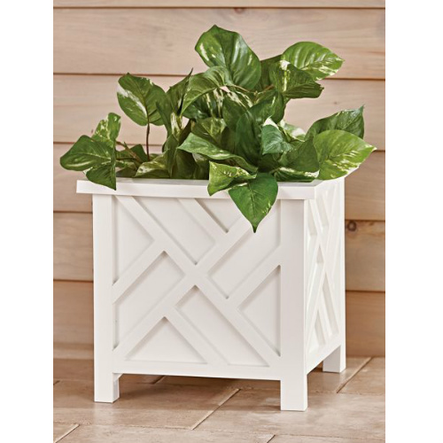 52% off Chippendale Style Planter : $11.98 + Free S/H