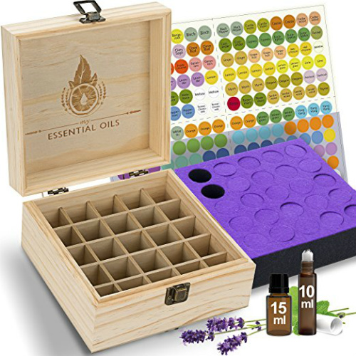 Essential Oil Organizer : Only $19.95
