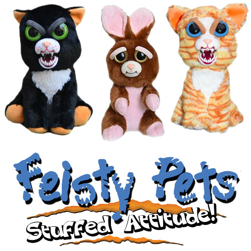 Up to 57% off Feisty Pets : $12.99 + Free S/H