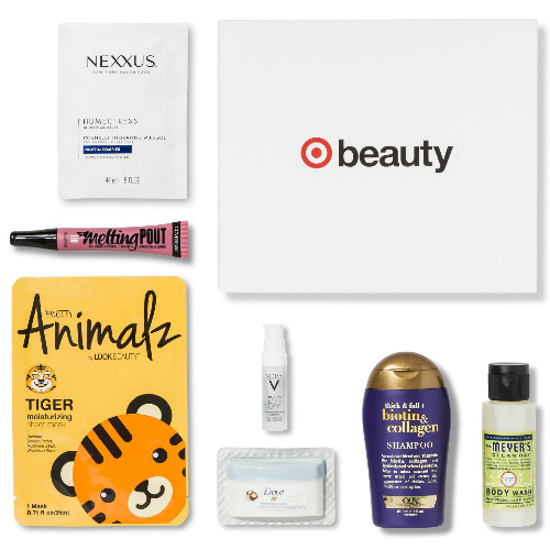 Target January Beauty Box : Only $7 + Free S/H