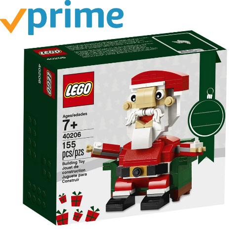 20% off Lego Santa Set : Only $7.99
