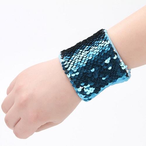 67% off Mermaid Cuff Sequin Bracelet : $5 + Free S/H