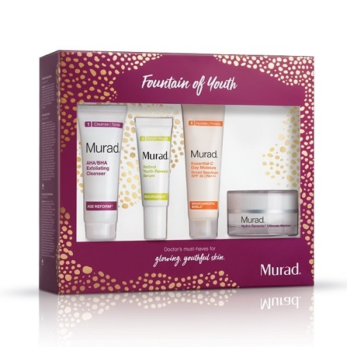 59% off Murad Fountain of Youth Set : $34.30 + Free S/H