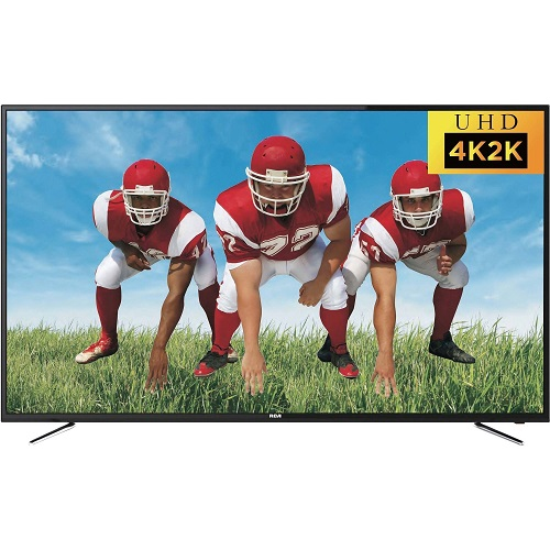 56% off 65″ RCA 4K LED TV : Only $399.99 + Free S/H