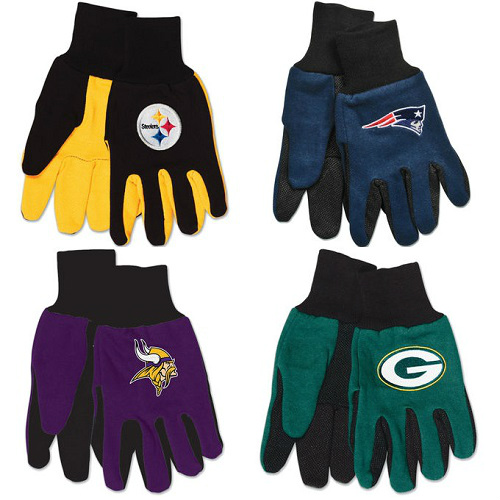 Sports Team Gardening Gloves : $5.59 + Free S/H
