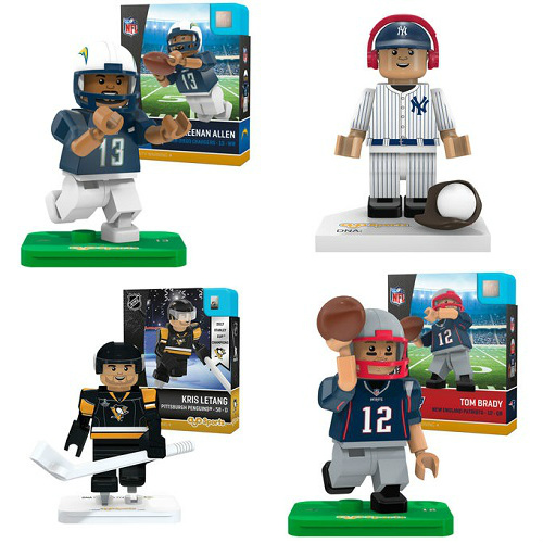 Lego Style Sports Team Mini Figures : Starting at $4.74 + Free S/H