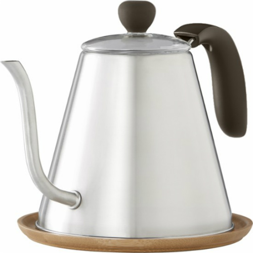 67% off Caribou Coffee Stainless Steel Kettle : Only $9.99