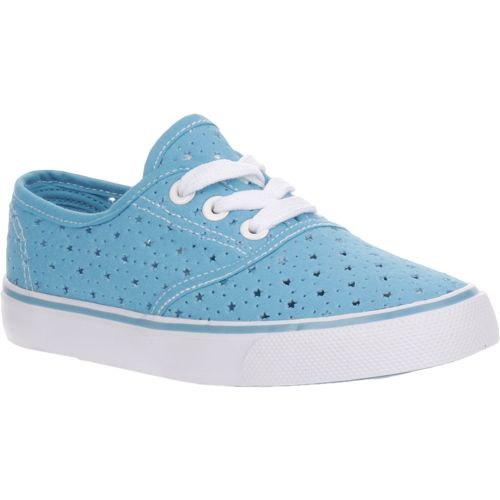 67% off Girls' Cutout Canvas Sneakers : $4.98 + Free S/H