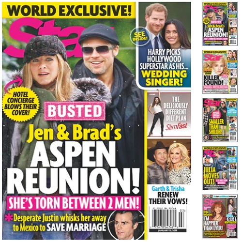 74% off Star Magazine Subscription : Only $19.99