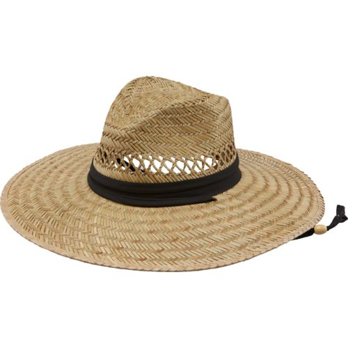 71% off Men's Straw Lifeguard Hat : 2 for $7.47 + Free S/H