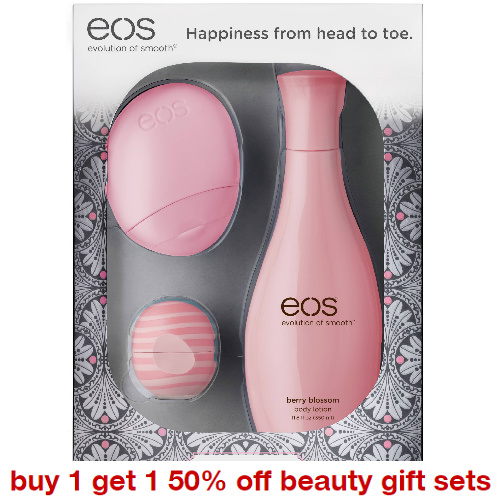 Target : Buy 1, Get 1 50% off + Free S/H on Beauty Gift Sets