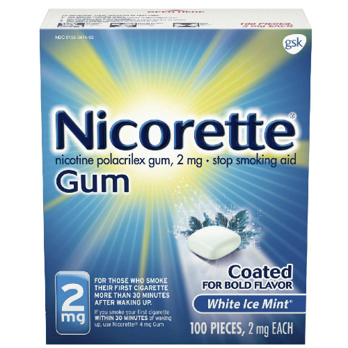 photograph regarding Nicorette Printable Coupon named NicoDerm CQ and Nicorette : $10 Printable Coupon