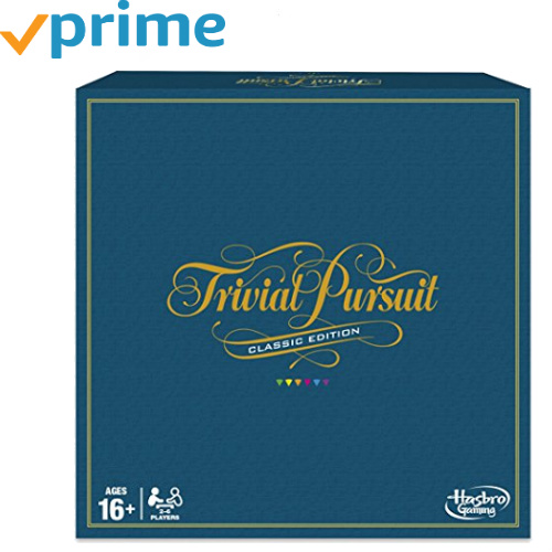 51% off Trivial Pursuit Classic Edition : Only $12.19
