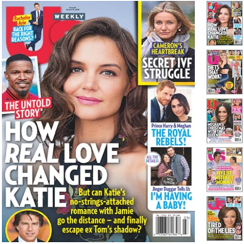 70% off US Weekly Subscription : Only $19.99