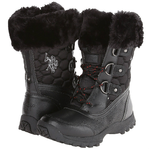 70% off Women's US Polo Assn Boots : Only $15