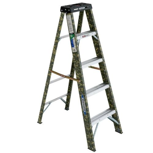 60% off Werner 5-FT Step Ladder : $27.60 + Free S/H
