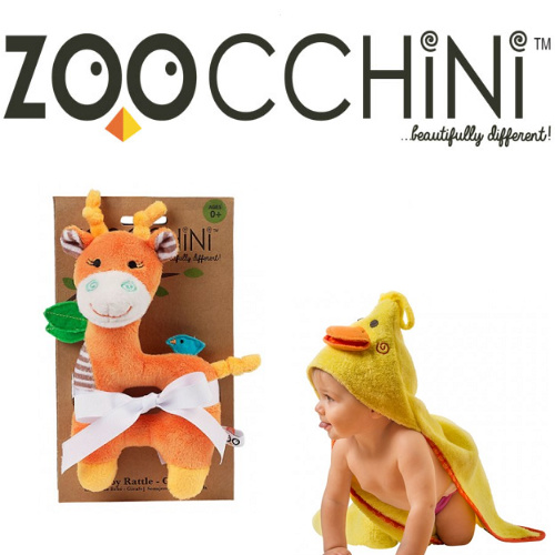 Zoocchini Baby Products : 75% off + Extra 20% off