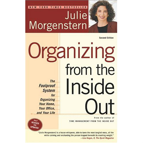 """92% off """"Organizing from the Inside Out"""" : Only $1.19"""