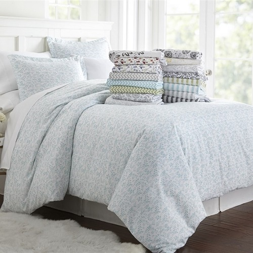 74% off 3-PC Duvet Sets : $26.99 any size + Free S/H