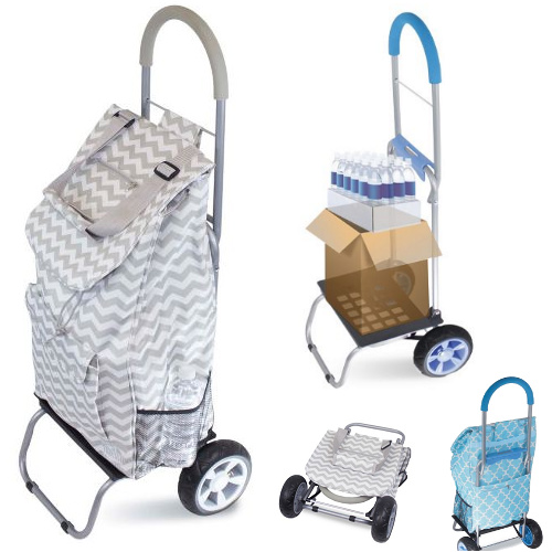 40% off Easy Fold Trolley Dolly : Only $23.97 + Free S/H