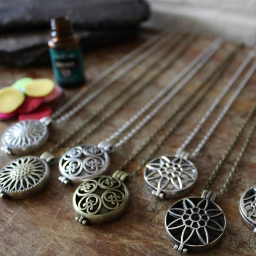 61% off Essential Oil Necklaces : Only $5.99