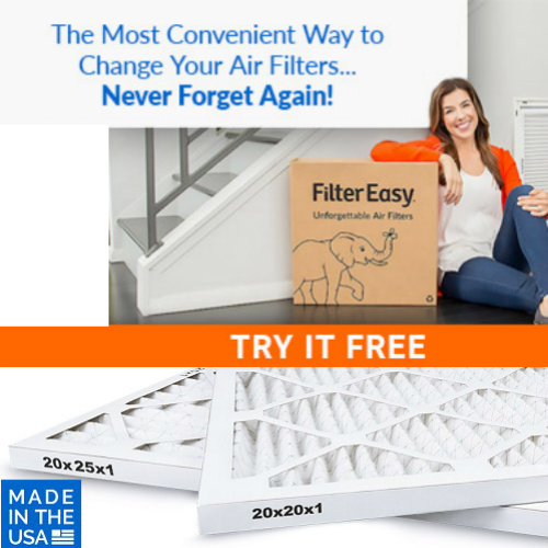 HVAC Filters : Free First Shipment + Free S/H