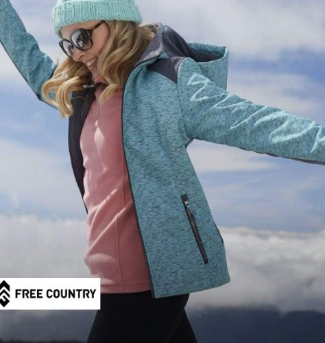 Free Country : Up to 60% off Winter Activewear and Outerwear